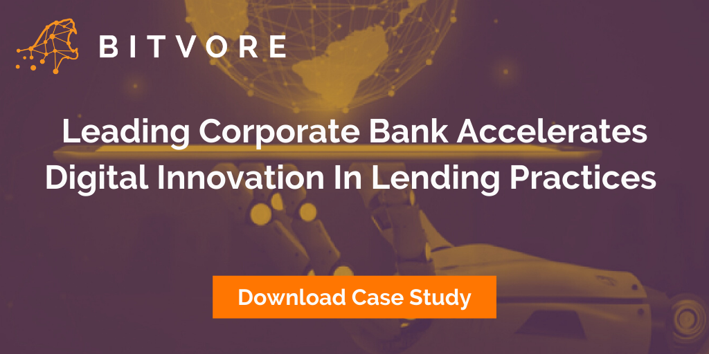 Bitvore case study leading corporate bank blog header 1024 x 512