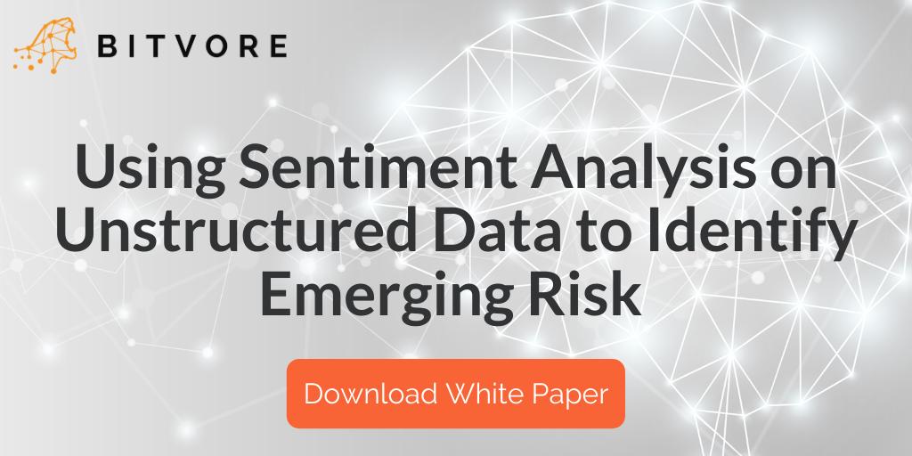 Bitvore sentiment analysis blog header - august 2020