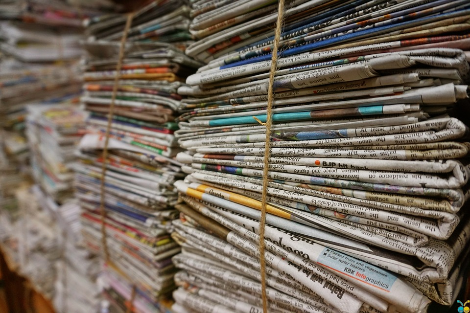 Bundle-Stack-Newspaper-Old-Newspaper-Jute-Rope-1853667