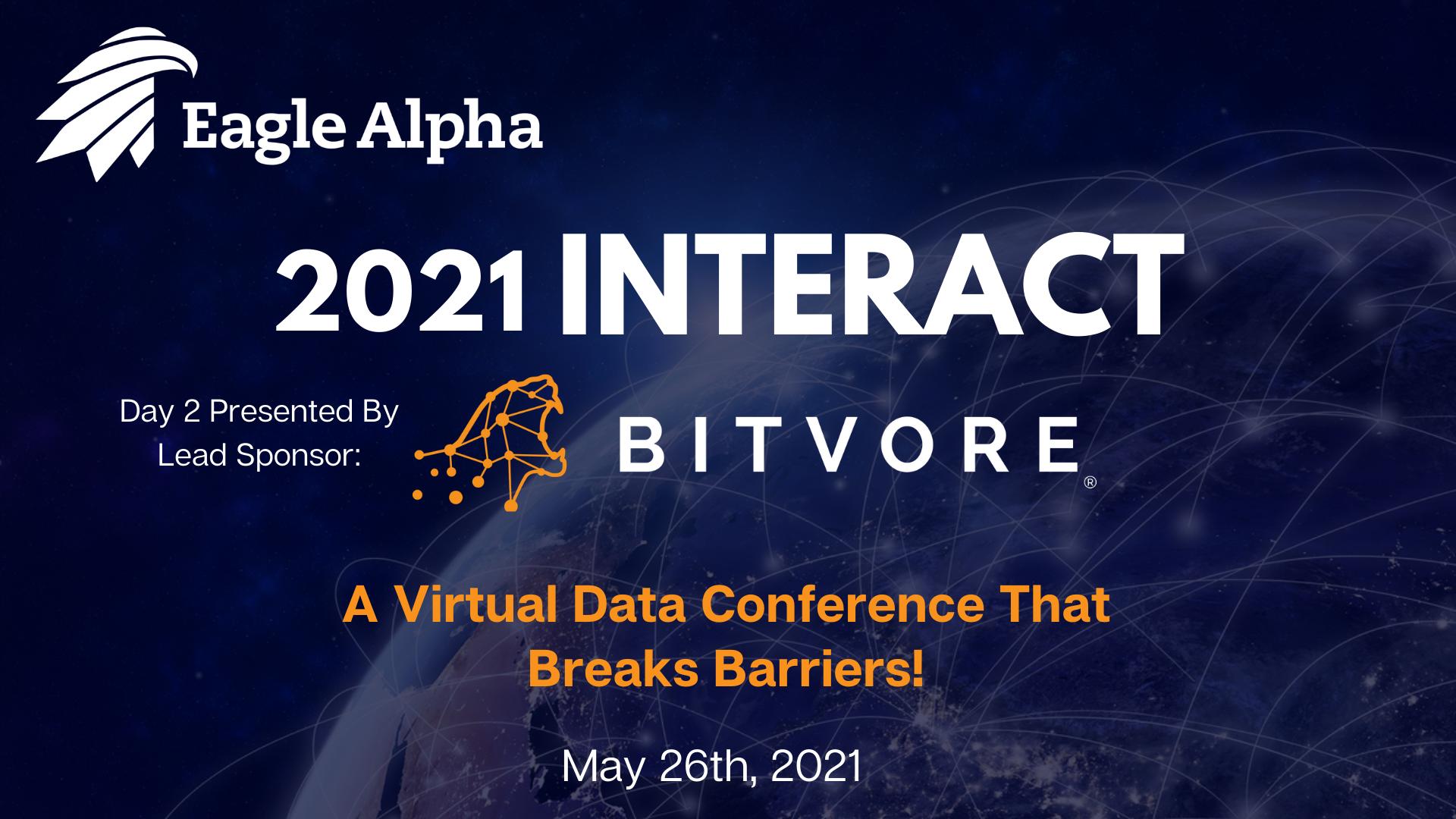 Day 2 - Bitvore Conf Header