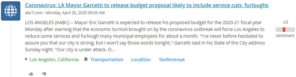 Garcetti to release budget proposal