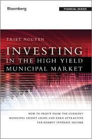 Investing in high yield muni bonds