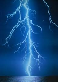 lightning strike material event